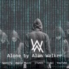 Alone by Alan Walker (Nightcore)