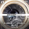 DJ Junior (TW) & MylOK (TW) - Blitz (Out Now) [Discovery Music] #01 on Beatport BR Chart