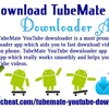 Download TubeMate YouTube Downloader App