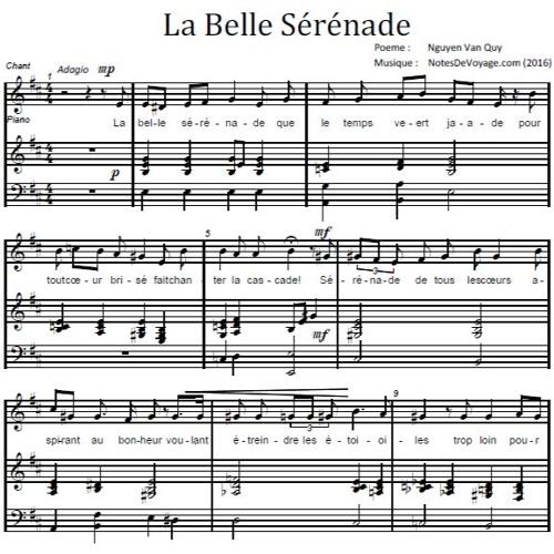 La Belle Serenade