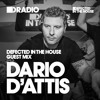 Defected In The House Radio Show: Guest Mix by Dario D'Attis - 02.12.16