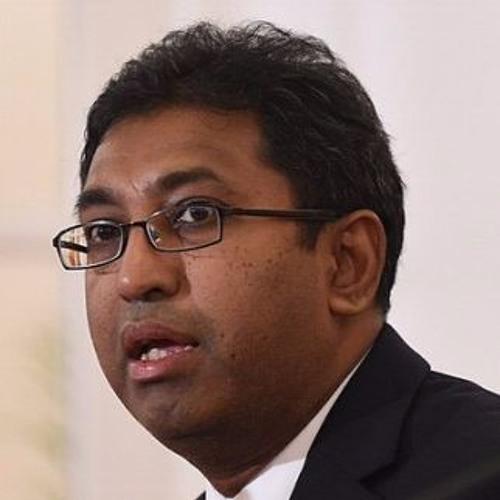 Deputy Minister Dr Harsha De Silva about Interpol Warrant against LeN editor Sandaruwan