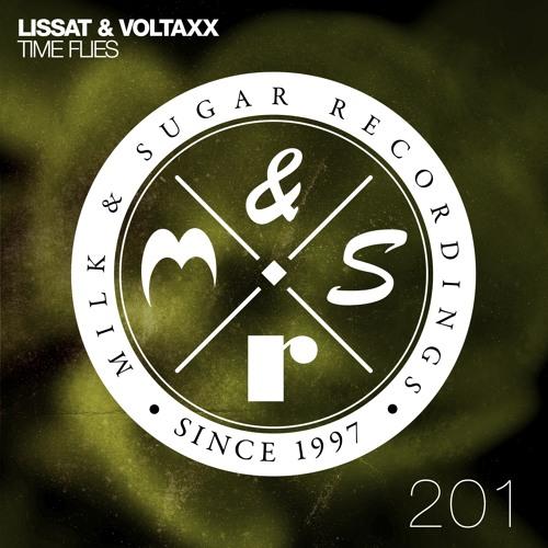 Lissat & Voltaxx - Time Flies (Incl. Pingpong, Jonse & Bengt van Steegen, Garry Ocean)