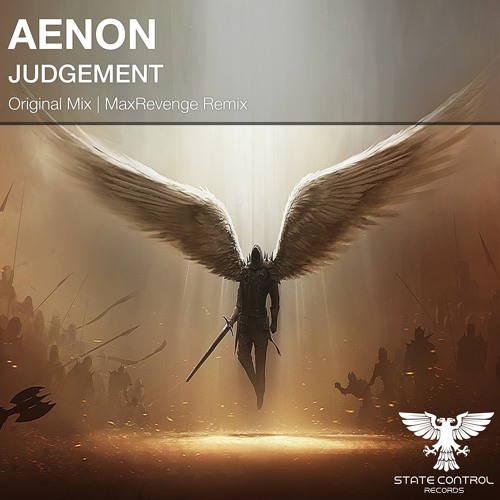 OUT NOW! Aenon - Judgement (MaxRevenge Remix)