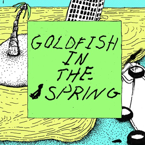 Goldfish In The Spring