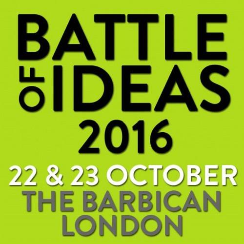 Battle of Ideas 2016