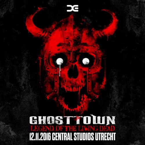 Jones and Stephenson live @ Ghosttown 2016