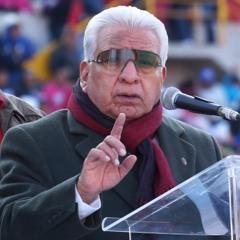 Aquiles Córdova: Nos ha dejado uno de los más grandes revolucionarios del mundo, Fidel