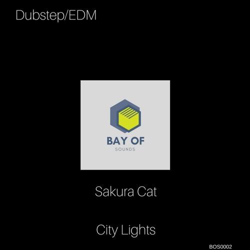 Sakura Cat - City Lights