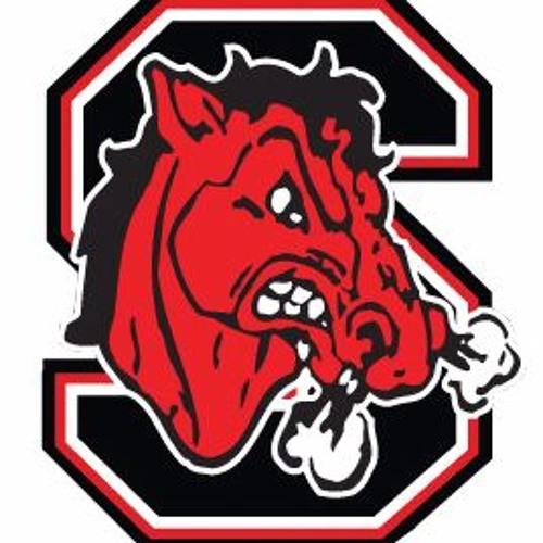 State Championship 3rd Qtr Big Red Vs Columbus Bishop Hartley 12 - 2-16