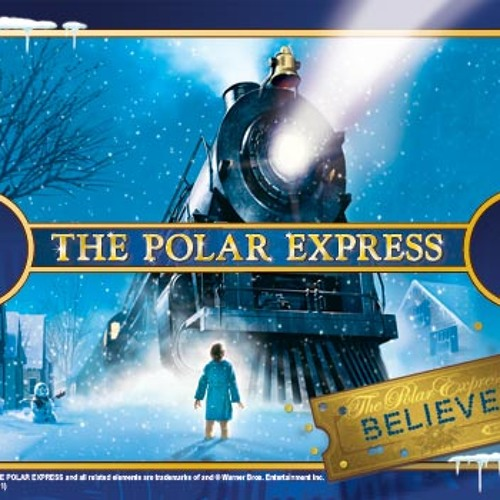 The Polar Express When Christmas Comes To Town.When Christmas Comes To Town Polar Express Cover By Pure