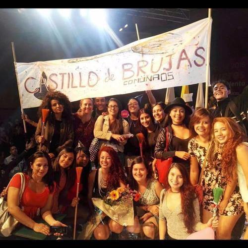 #MujeresPoderosas-Cómo se construye un Castillo de Brujas?-Luisa García