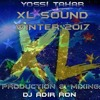 XL* Europe Winter Sounds 2017 By Yossi Tahar (Production & Mixing by DJ Adir Ron)