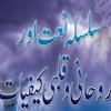Silsilah e Naat aur Qalbi Kaifiyat : سلسلہ نعت اور قلبی کیفیات