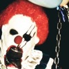 """""""There's a crazy clown in the house."""" 
