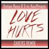 Antian Rose & Eric Kauffmann - Love Hurts (Zakers Remix)