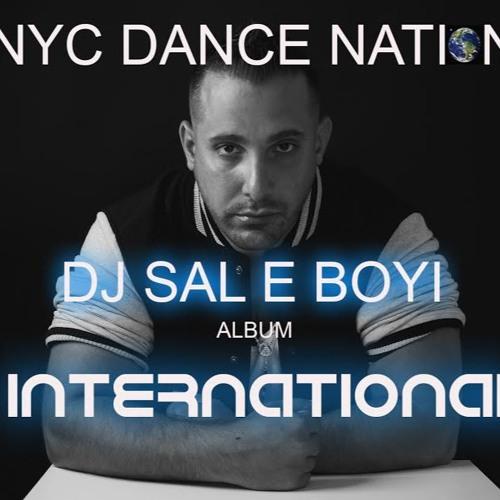 international album- DJ SAL BoY i