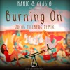 Download Kanic & Clasio Ft. Rosendale - Burning On (Jacob Tillberg Remix) Mp3