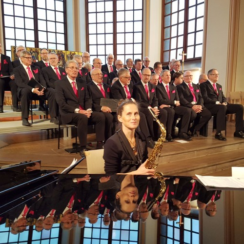 Falkenbergs Manskörs Julkonsert 2016