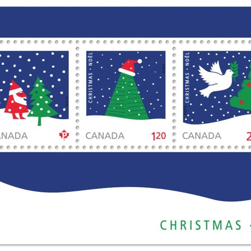 Episode 9 - 2016 Canada Post Holiday Stamps