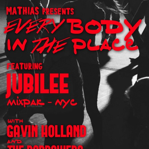 Every Body In The Place at U Street Music Hall Dec. 2016 Promo Mix