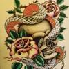 Benjamin El Inventor - Rosas Y Serpientes