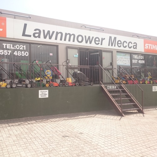 The Cutting Edge - Why Buy From Lawnmower Mecca