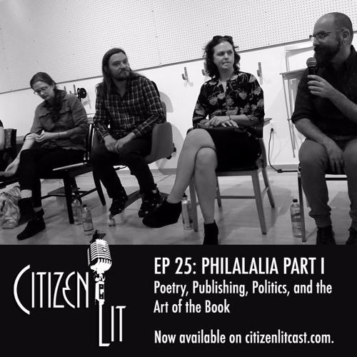 Episode 25: Philalalia Part I