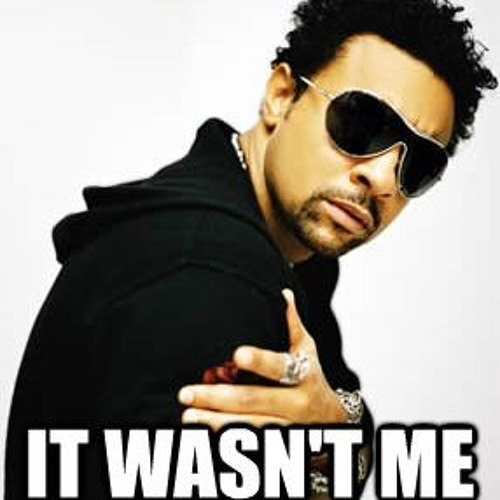 ADMind Feat Shaggy - It Wasn't Me - REMIX - [Free Download