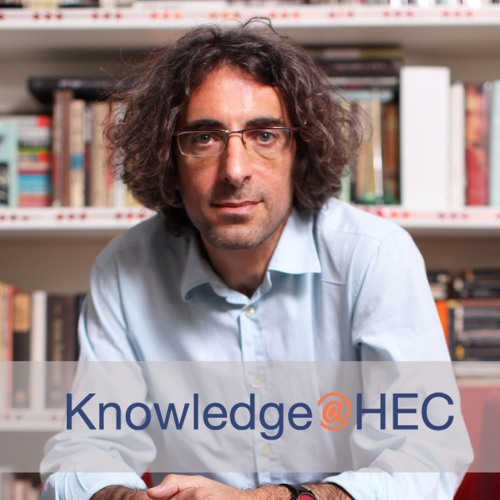 """Analyzing Decisions is part of our Humanity"" HEC Prof. Itzhak Gilboa"