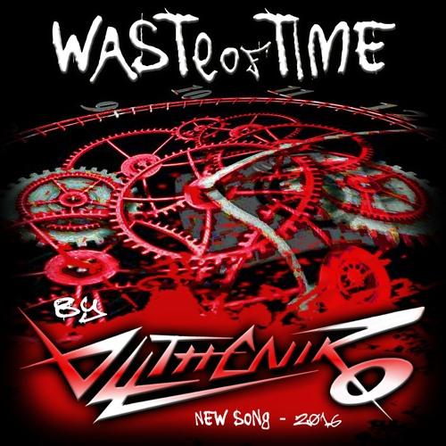 ALLTHENIKO - WASTE OF TIME(2016)