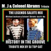 Michael Jackson & Colonel Abrams -  History In The Groove Respect Tribute Remix Mashup By DJ Top Cat