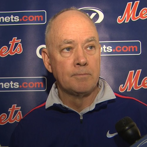 Mets GM Sandy Alderson: Monday Winter Meetings Presser