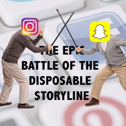 39. Instagram Stories Klonar Snapchat - Kampen Om Disposable Media Har Börjat