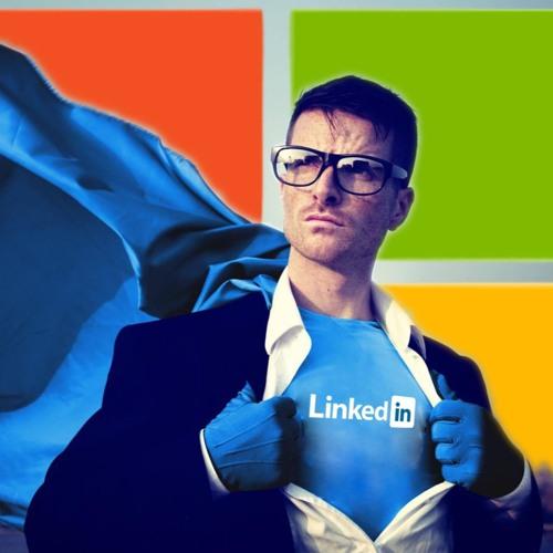 35. Microsoft Köper Linkedin, Webben Är Inte Navet Och En Konferens Om Sociala Medier