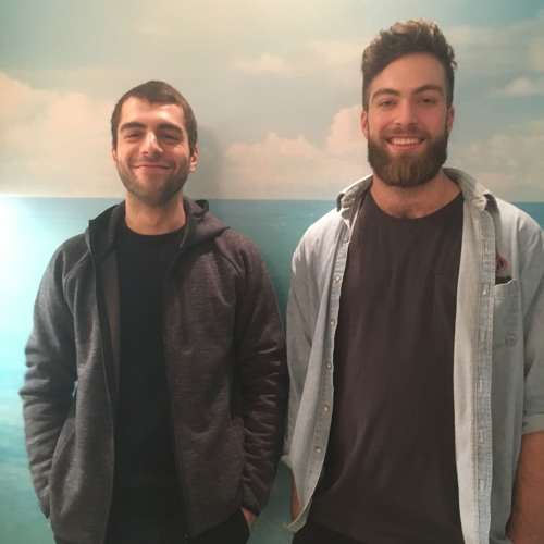 Seth Magoon, Julien Anvari 12.4.16