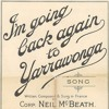 Ella Shields - I'm Going Back Again to Yarrawonga (1923)