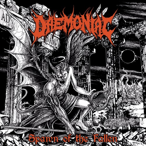 DAEMONIAC - Intro/Procreation of Hatred
