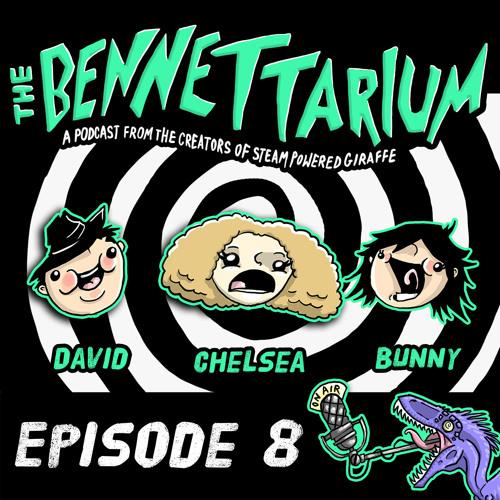 Episode 8: The Wacky Western West Milkshake