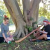 Aboriginal Australian Dream Time, History & Didjeridu: Russell Dawson (recorded in Australia)