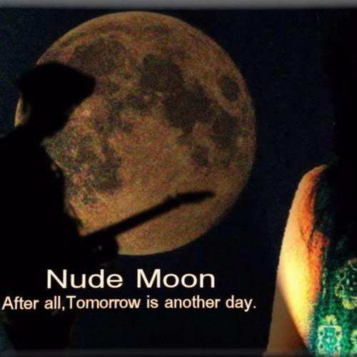 Nude moon Moon nude