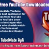 Download Free YouTube Downloader TubeMate.mp3