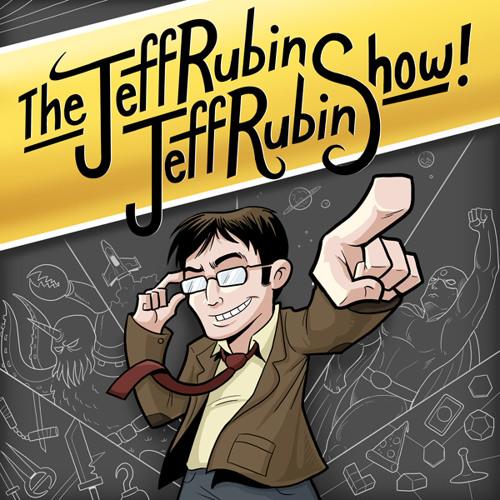 The Jeff Rubin Jeff Rubin Show - Doctor Strange Spell Choreographer/Finger-Dancer JayFunk