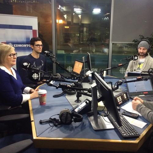 CBC Radio's Edmonton AM Interview - December 5