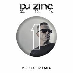 Dj Zinc Essential Mix Dec 16
