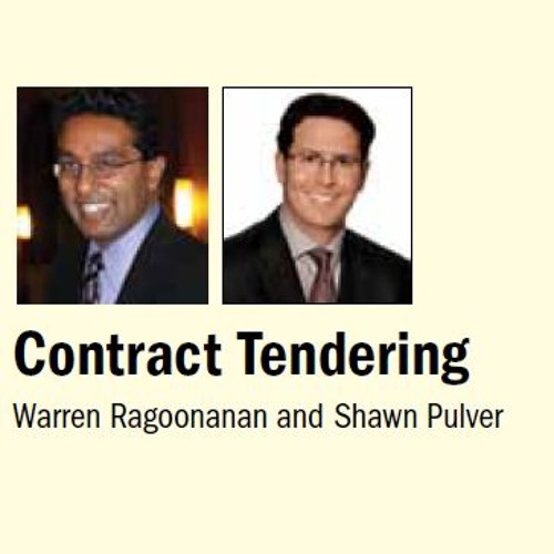 Contract Tendering | Winter 2016