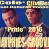 JAYPHIES vs.COLE & CLIVILLES feat DEBORAH COOPER - Pride A Deeper Love (Jayphies-Groove) 2016