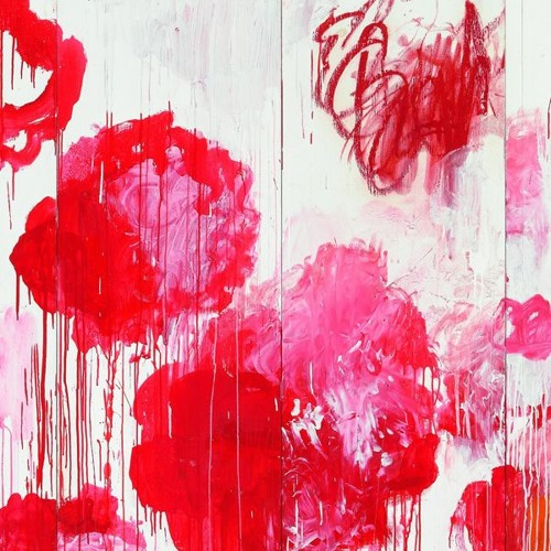 L'exposition Cy Twombly s'écoute !