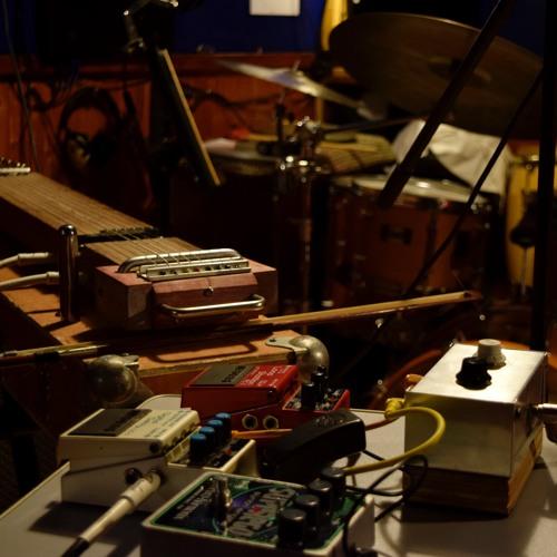 Wednesday + Luís Vicente [November 23, 2016 | studio session]