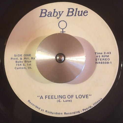 Baby Blue - A Feeling Of Love